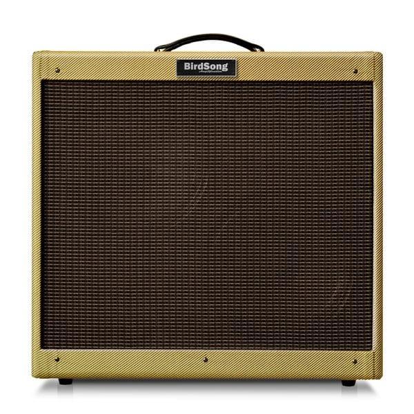 Birdsong Falcon Fender 5E3 Tweed Deluxe handmade boutique Guitar tube amplifier