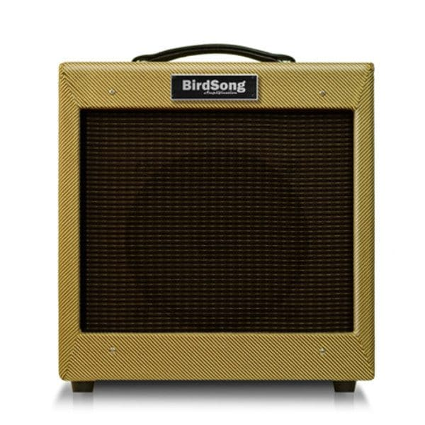 Birdsong Merlin Fender Kestrel Princeton handmade boutique Guitar tube amplifier