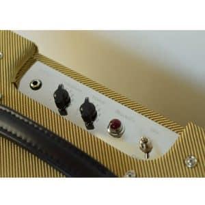 Birdsong Merlin Fender Champ Princeton 5F2a Detail