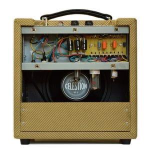 Birdsong Merlin 5F1 5F2a Fender Champ Princeton handmade boutique Guitar tube amplifier