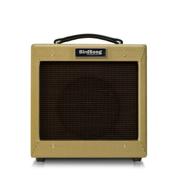 Birdsong Merlin Fender Champ Kestrel Princeton handmade boutique Guitar tube amplifier