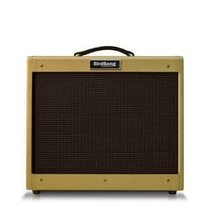 Birdsong Peregrin Fender 5E3 Tweed Deluxe handmade boutique Guitar tube amplifier