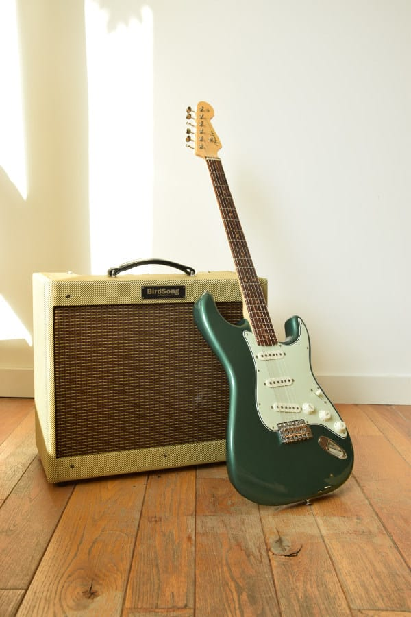 Fender Tweed Deluxe clone BirdSong Guitar Amplifier Stratocaster
